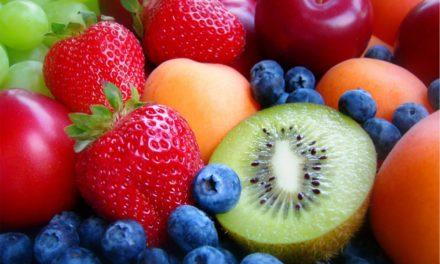 ¿Por qué hay fruta de tantos colores?