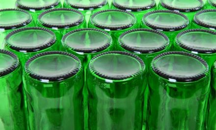 El culo de los botellines de cerveza
