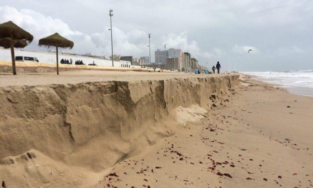 Playas sin arena y lamentos