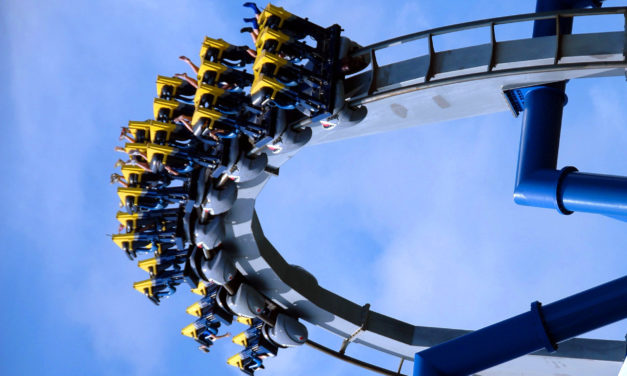 Why don't rollercoasters work in winter?